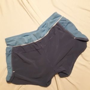 Moving Comfort Lined Athletic Shorts Women's L